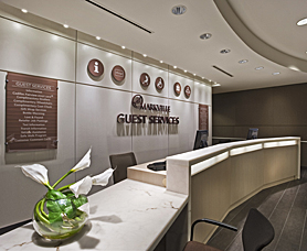 markville guest services customer service counter. Cars Review. Best American Auto & Cars Review